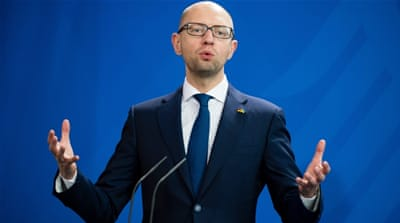 Ukraine PM resigns after losing majority
