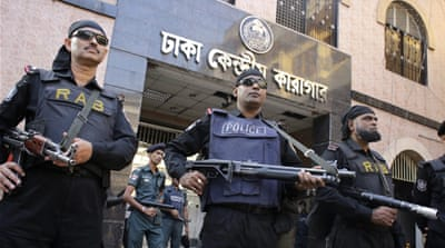 'Bangladesh jails overburdened by political prisoners'