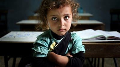 The lost generation: Children in conflict zones