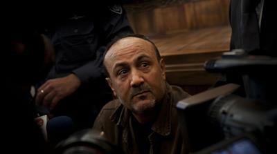 Palestinians back Marwan Barghouti for Nobel Prize