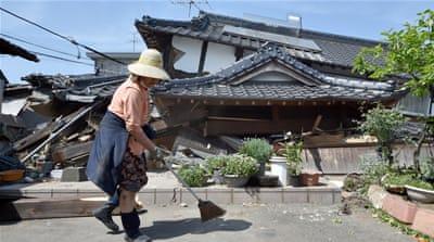 Japan evacuates 40000