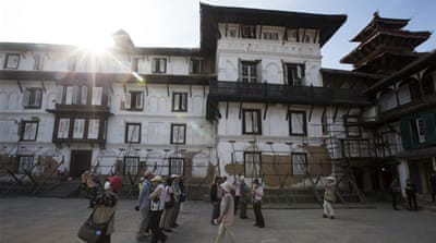 A second disaster awaits Nepal's heritage