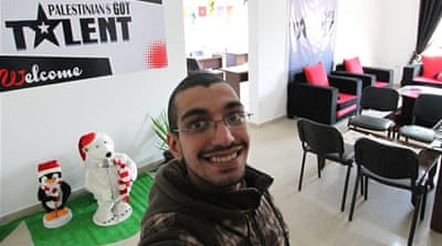Majd Oweida: The jailed robot designer from Gaza