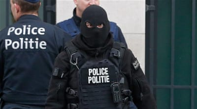 File photo: Belgium has foiled a plan to attack France and charged a total of three suspects [Laurent Dubrule/EPA]