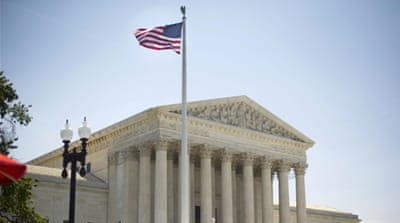 Why the Supreme Court is a key US election issue