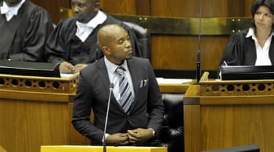 Mmusi Maimane: 'Fighting a system, not a race'