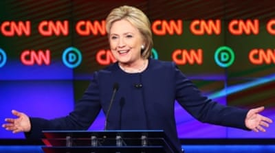 New York: Clinton and the narrative of inevitability