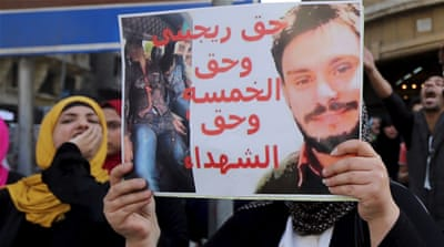 Regeni's family struggles to keep international attention on the case [EPA]