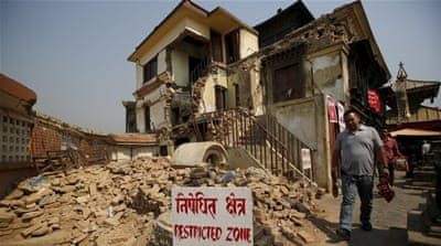 What's really holding back reconstruction in Nepal