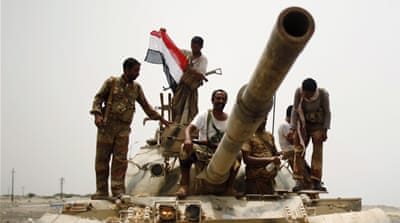 Yemeni forces capture al-Qaeda stronghold in Hadramout