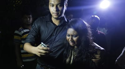 Two gay rights activists hacked to death in Bangladesh