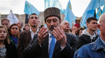 How Crimean Muslims defy Moscow's pressure