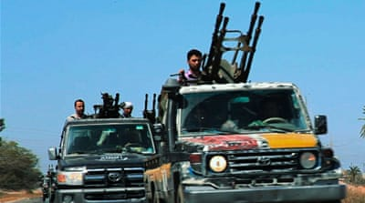 The Battle of Misrata