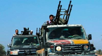 Misratans resist a government takeover during the 13-week battle between rebels and Gaddafi forces  [Al Jazeera]