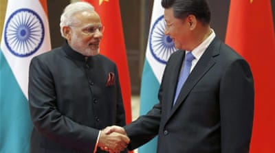 What of India and China relations?