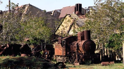A trip back in time on Lebanon's disappearing railway