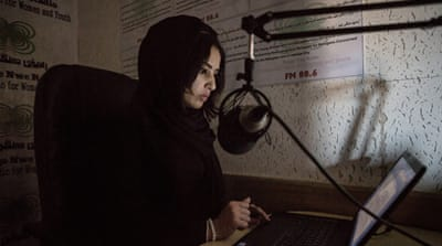 Iraq refugee radio programme gains momentum