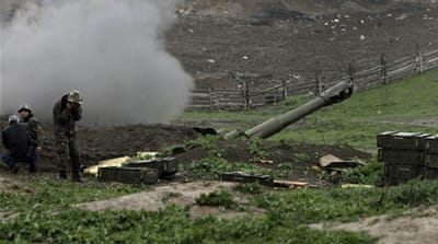 What triggered the conflict in Nagorno-Karabakh?