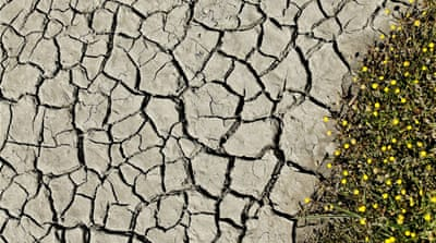 The current state of drought across California, US [Brad Rippey, US Dept of Agriculture]