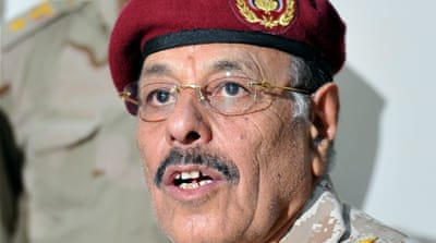Politically powerful army general General Ali Mohsen al-Ahmar, pictured, has been appointed as Yemen's new prime minister [EPA]