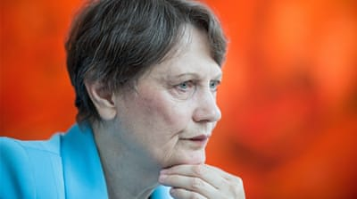 Helen Clark, 66, is the current administrator of the United Nations Development Programme [EPA]