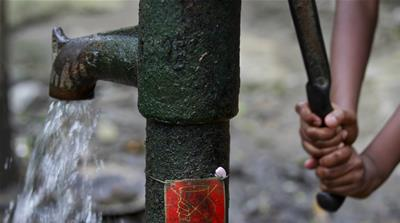 What can be done to stop global water scarcity?