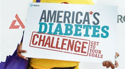 Several diabetes awareness campaigns have been launched in recent years, but according to the WHO they have not been enough [AP]