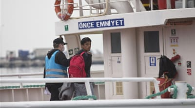 All 'irregular migrants' arriving in Greece from Turkey since March 20 face being sent back under the EU-Turkey deal [Petros Giannakouris/AP]