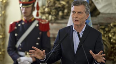 Panama Papers: Argentina's Macri has 'nothing to hide'