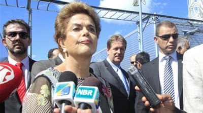 The Senate is due to vote on May 11 to try Rousseff [Getty Images]