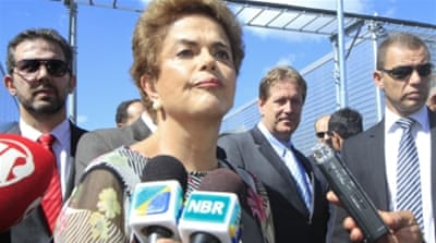 Brazilian media continues to point the finger at President Dilma Rousseff amidst the ripples of the Petrobras scandal [Getty Images]