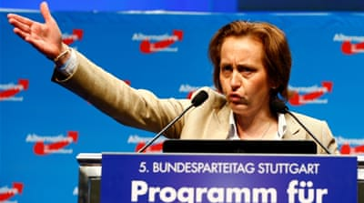 Far-right AfD says Islam not welcome in Germany
