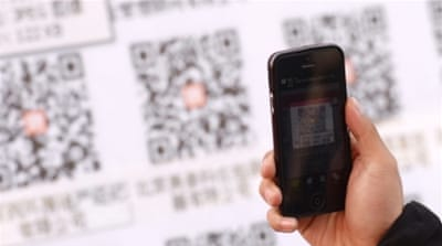 WeChat has fast become China''s one-stop portal for everything on the internet, not exclusively news. [Getty Images]