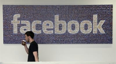 A former Facebook contractor accused editors there of deliberately suppressing conservative news [Jeff Chiu/AP]