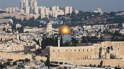 The al-Aqsa mosque compound is the third holiest site in Islam [AP]