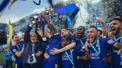 Leicester City: A remarkable story