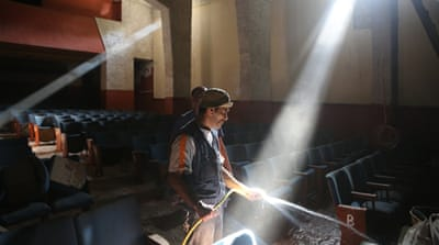Stars Cinema aims to revive southern Lebanon