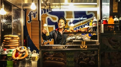 Snacking through the Big Apple: Food carts in NYC