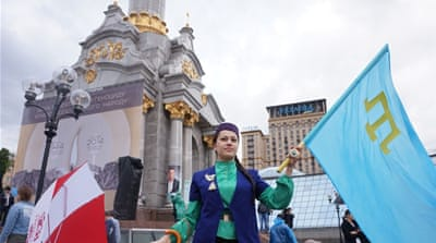 For Crimean Tatars, it is about much more than 1944