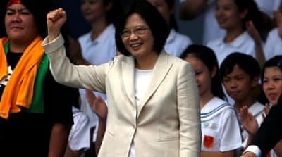 China official attacks Tsai Ing-wen for being unmarried