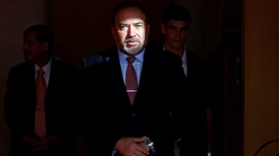 Lieberman has at times been Netanyahu's closest ally and other times a fierce rival [Reuters]
