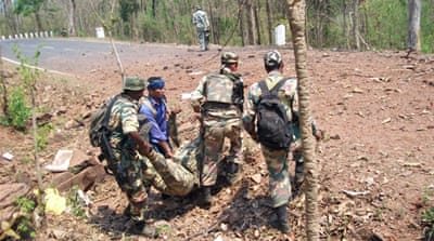 Indian soldiers killed in rebel ambush in Manipur state