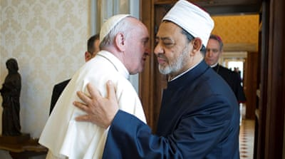 Pope set to visit Egypt in 'call for peace'
