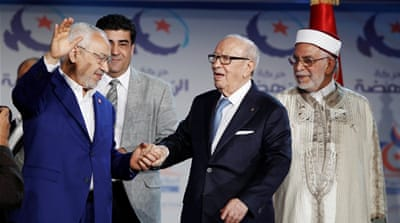 Why is Tunisia's Ennahda ditching political Islam?