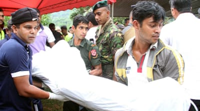 More than 100 people were killed in last Wednesday's devastating mudslides [Sulochana Gamage/Al Jazeera]