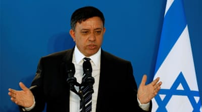 Gabbay belongs to Koolanu, a centrist party with 10 members in parliament [Reuters]