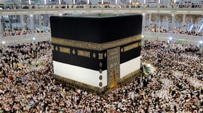 Every year, millions of Muslims travel to Mecca and Medina, Islam's holiest sites [EPA]