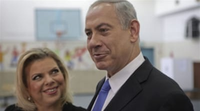 The Israeli first lady has come under fire for her expensive tastes and alleged abusive behaviour toward staff [The Associated Press]