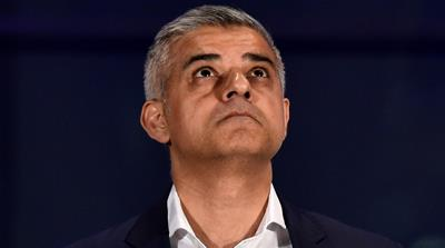 On social media, the racist carping about the capital becoming 'Londonistan' is being rehashed by the Islamophobes, writes Seymour [AP]