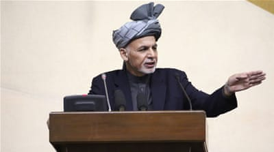 Ashraf Ghani's war strategy will fail